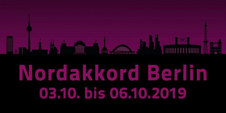 Nordakkord 2019 | 3. - 5.10.2019
